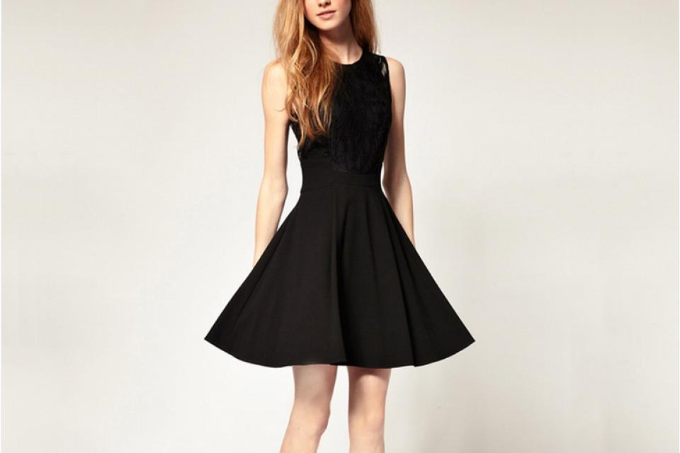7 Little Black Dress Audrey Hepburn in Fashion