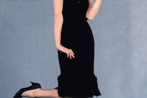 Fashion , 7 Little Black Dress Audrey Hepburn : little black dress audrey hepburn 3