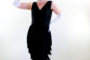 570x855px 7 Little Black Dress Audrey Hepburn Picture in Fashion