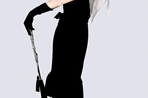 634x993px 7 Little Black Dress Audrey Hepburn Picture in Fashion