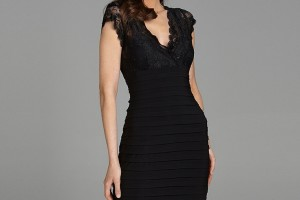 736x853px 6 Dillards Little Black Dress Picture in Fashion