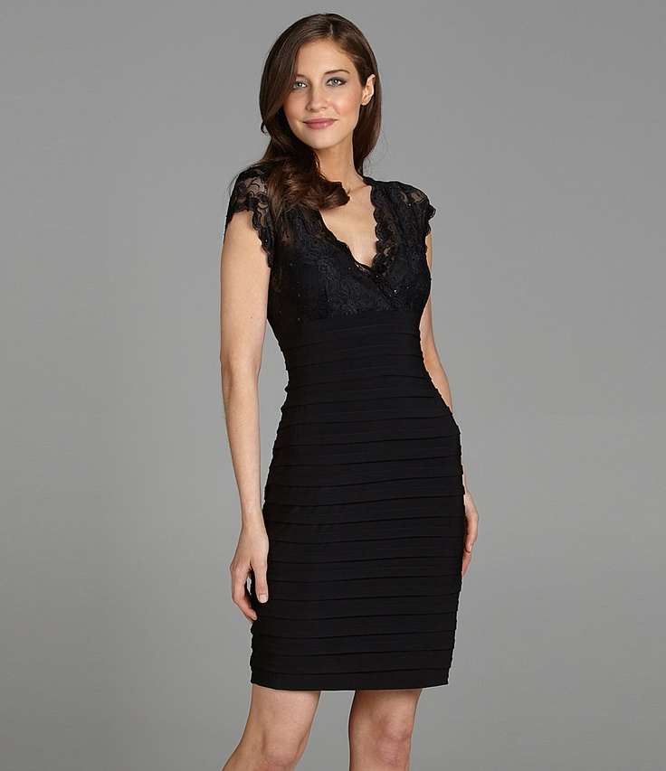 6 Dillards Little Black Dress in Fashion