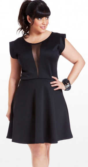 c1230eaabbf little black dress for curvy women   Woman Fashion - NicePriceSell.com