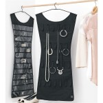 little black dress jewelry organizer bed bath and beyond , 6 Little Black Dress Jewelry Hanger In Jewelry Category