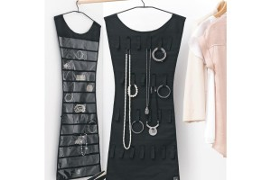 800x600px 6 Little Black Dress Jewelry Hanger Picture in Jewelry