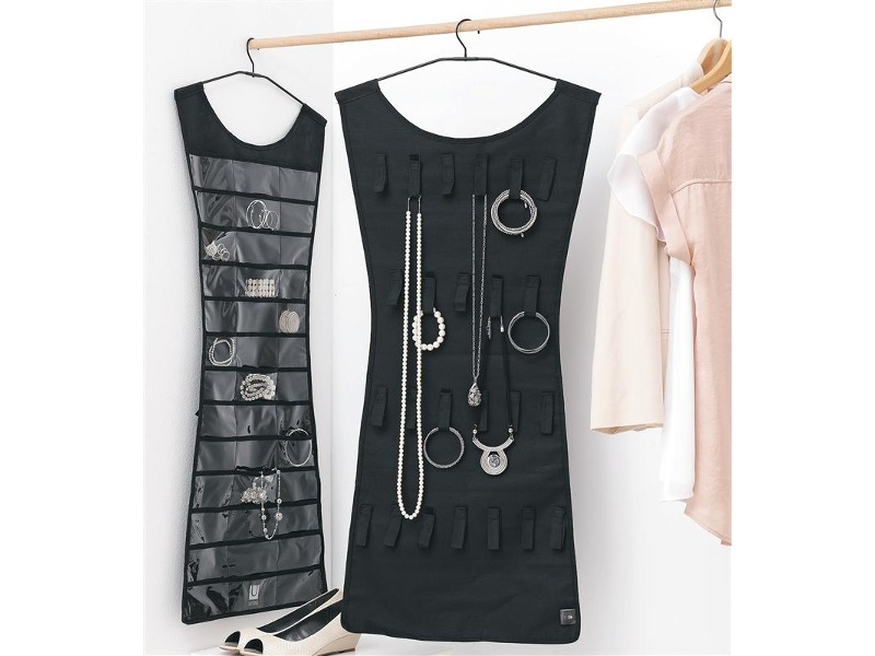 Little Black Dress Jewelry Organizer Bed Bath And Beyond 6 Little