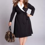 little black dress plus size women , 11 Little Black Dresses Plus Size Women In Fashion Category
