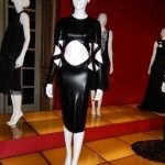 little black dresses display at Andre Leon Talley's  , 7 Little Black Dress Exhibition In Fashion Category
