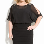 little black dresses plus size , 11 Little Black Dresses Plus Size Women In Fashion Category