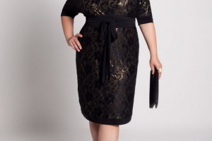 Fashion , 11 Little Black Dresses Plus Size Women : little black dresses plus size women