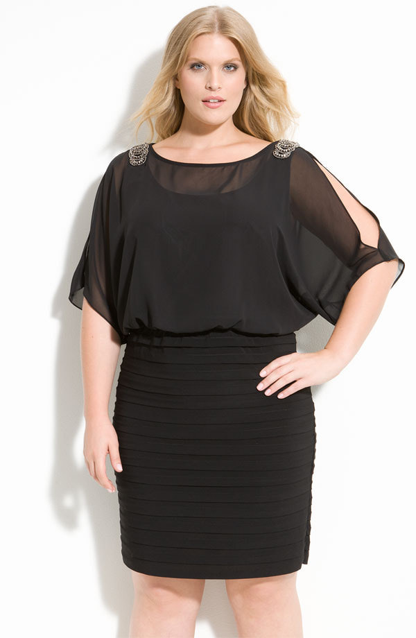 Large women's clothing