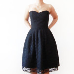 Little Black Lace Dress Bridesmaids Dress , 7 Little Black Bridesmaid Dress In Fashion Category
