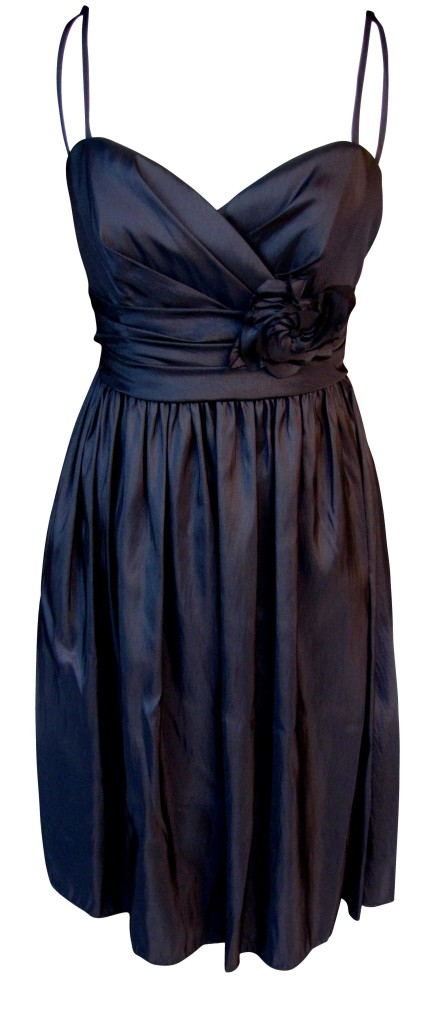 7 Little Black Bridesmaid Dress in Fashion