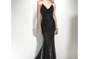 Fashion , 8 Long Black Mermaid Dress : long black bridesmaid dresses