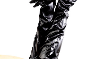 Fashion , 6 Long Black Dress Glove : long black fancy dress gloves