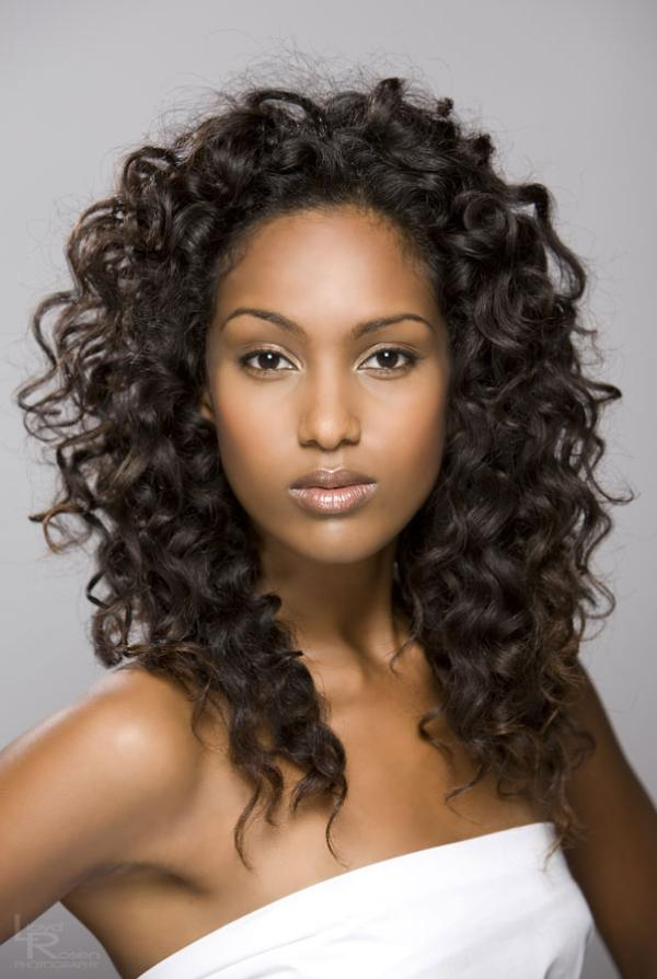 7 Long Curly Hairstyles For Black Women in Hair Style