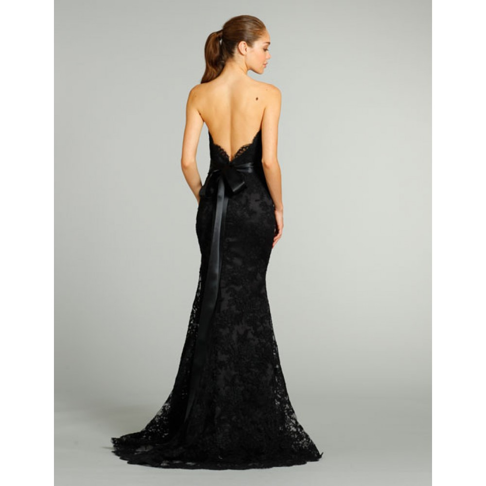 Long Dresses To Wear A Wedding 6 Black For