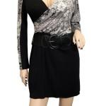 Long Sleeve Black Dresses For Women , 8 Long Sleeve Black Wrap Dress In Fashion Category