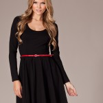 long sleeve skater dress , 7 Long Sleeve Black Skater Dress In Fashion Category