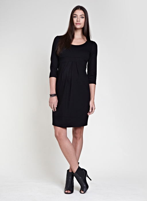 10 Maternity Little Black Dress in Fashion