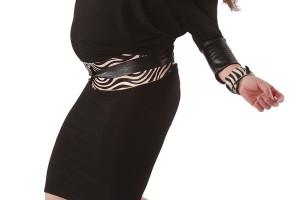 Fashion , 10 Maternity Little Black Dress : maternity prom dress