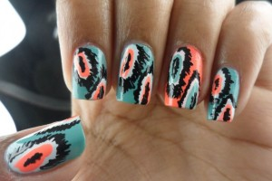 Nail , 5 Migi Nail Art Designs : migi nail art design ideas