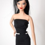 model muse little black dress barbie , 6 Little Black Dress Barbie In Fashion Category