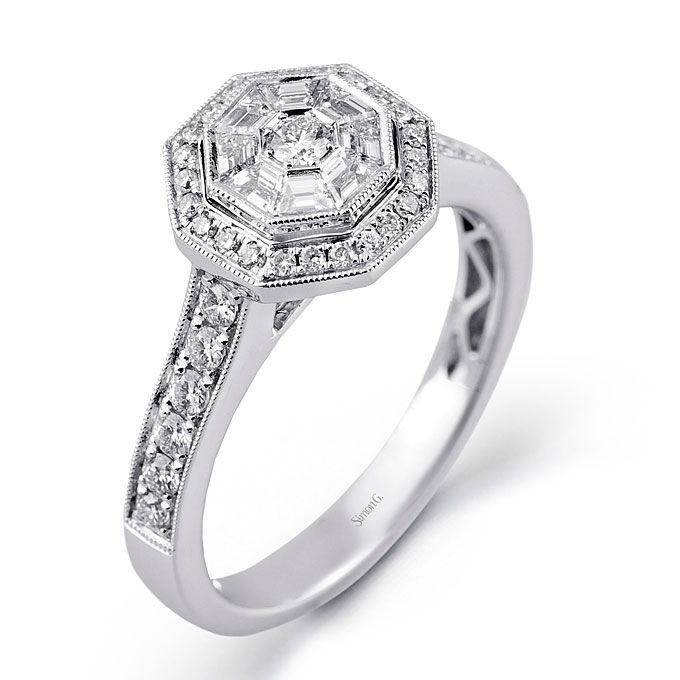 Wedding , Wedding Ring Idea For Women : Modern Engagement Ring Ideas 2