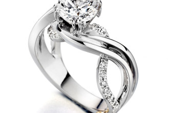 Wedding , Wedding Ring Idea For Women : modern-engagement-ring-ideas