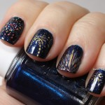 nail art designs for new years eve , 7 New Years Eve Nail Designs In Nail Category