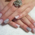 nail designs with diamonds , 5 Nail Designs With Diamonds In Nail Category