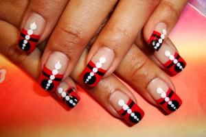 737x552px 7 New Years Eve Nail Designs Picture in Nail