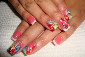 Nail , 7 New Years Eve Nail Designs : new years eve nail designs