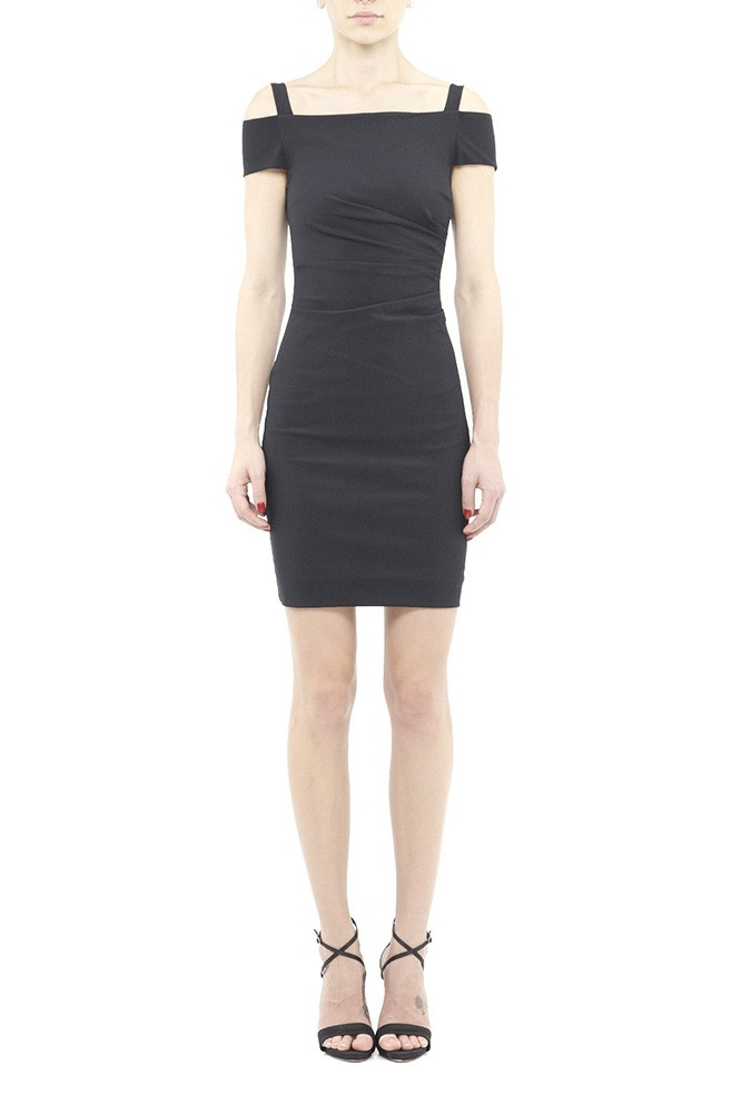 5 Nicole Miller Little Black Dress in Fashion