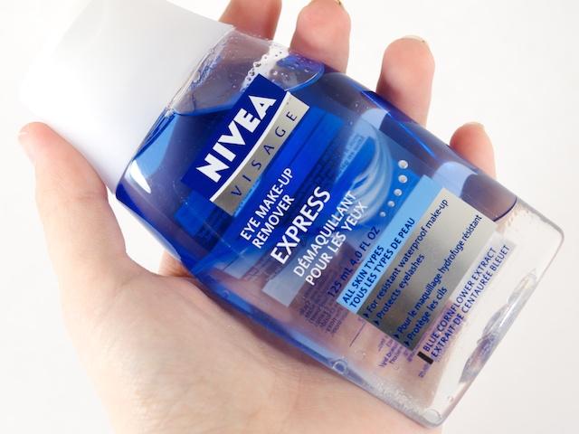 Nivea Eye Makeup Remover Express 4 Nivea Eye Makeup Remover