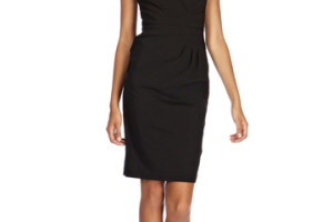 Fashion , 9 Oasis Little Black Dress : elblogdeanasuero_Little black dress_Oasis clásico drapeado en la ...