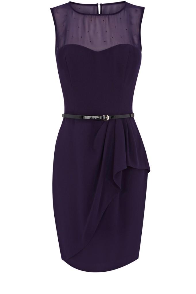Fashion , 9 Oasis Little Black Dress : Oasis Mona Wrap Dress