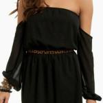 Off The Shoulder Dresses , 6 Off The Shoulder Little Black Dress In Fashion Category