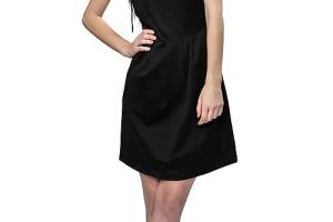 Fashion , 9 Styles Of One Shoulder Little Black Dress : one shoulder cocktail dress