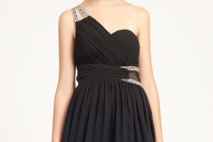 Fashion , 9 Styles Of One Shoulder Little Black Dress : one shoulders Little Mistress Black