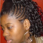 perfect haircut and hairstyle for your kid , 8 Kid Hairstyles For Black Girls In Hair Style Category