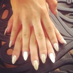 pointy nails art , 7 Pointy Nails Design In Nail Category