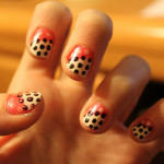 polka dot nails tumblr , 8 Polka Dot Nail Designs In Nail Category