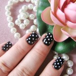 polka dots Exciting Nail Polish Designs , 8 Polka Dot Nail Designs In Nail Category