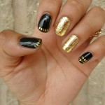 pretty shellac nail art , 6 Shellac Nail Designs In Nail Category