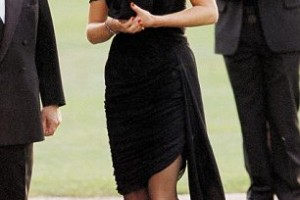 306x530px 4 Princess Diana Little Black Dress Picture in Fashion