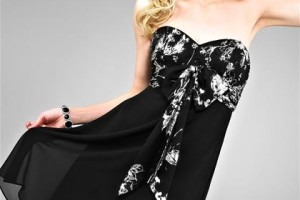 Fashion , 10 Little Black Homecoming Dresses : prom little black homecoming dresses
