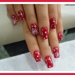 prom red nail designs , 7 Red Prom Nail Designs In Nail Category