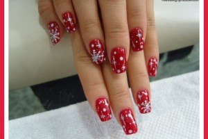 Nail , 7 Red Prom Nail Designs : prom red nail designs