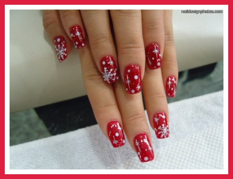 Red Nail Designs For Prom Gallery Easy Nail Designs For Beginners